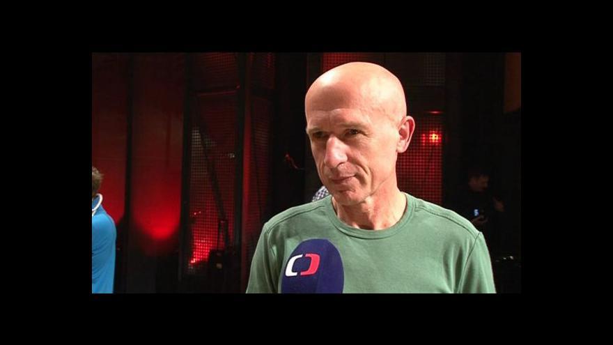 Video Režisér Zdeněk Tyc o pořadu Na forbíně s TM