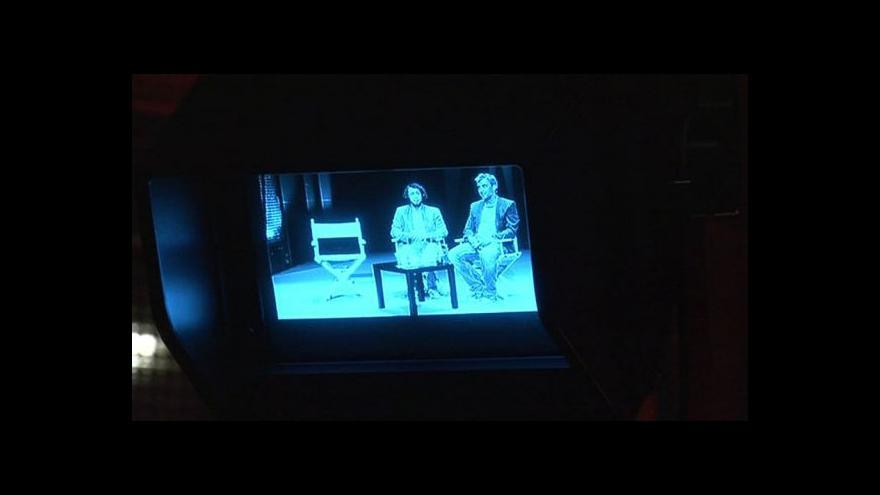 """Video Ukázky z """"generálky"""" pořadu Na forbíně s TM"""