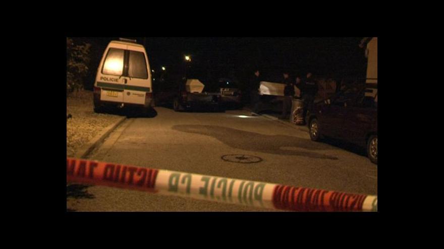 Video NO COMMENT: Při nočním požáru zemřeli dva lidé