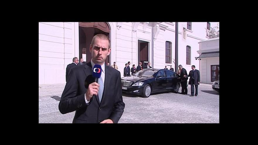 Video Reportáž Davida Miřejovského a Vandy Kašové