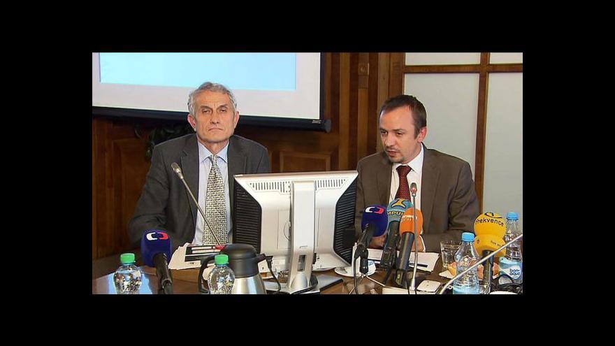 Video Brífink ministerstva zdravotnictví o reformě psychiatrické péče