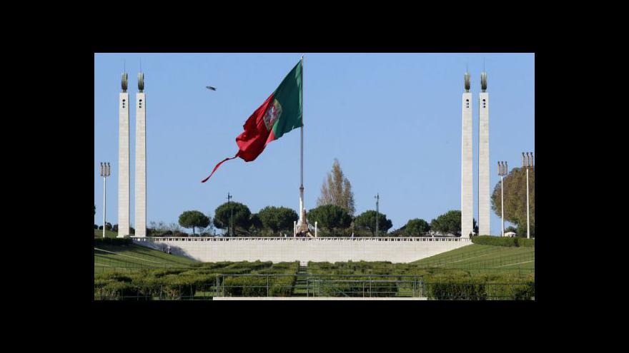 Video Portugalcům se zvýší daně