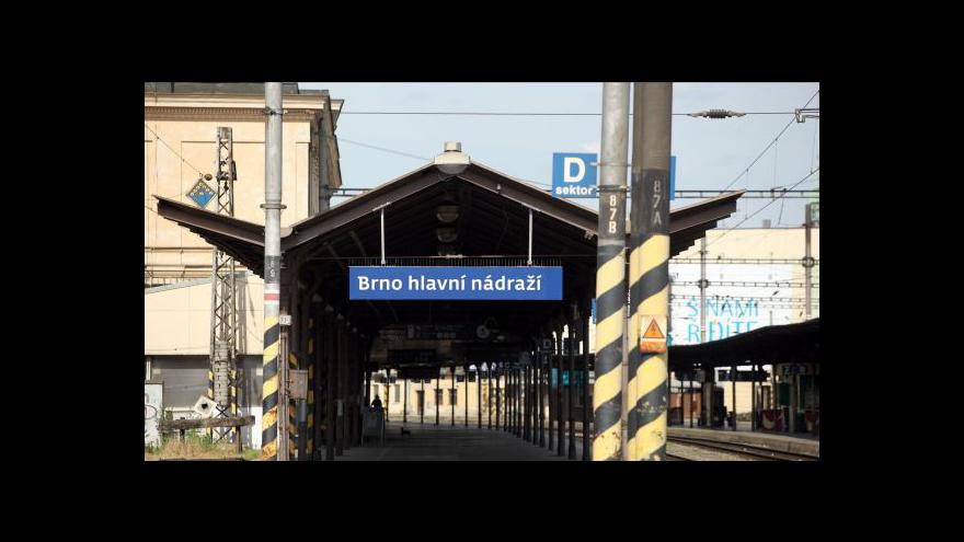 Video Nový vlak Českých drah D1 Express
