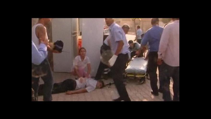 Video Studio ČT24 k incidentu mezi Sýrií a Tureckem