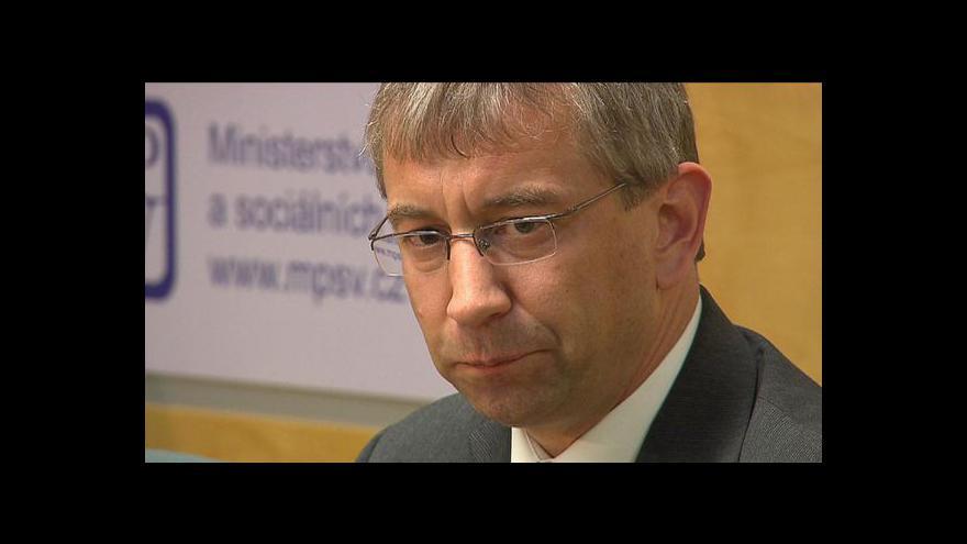 Video Rezignace Jaromíra Drábka tématem Událostí