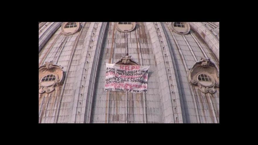 Video Protest Marcella Di Finizia