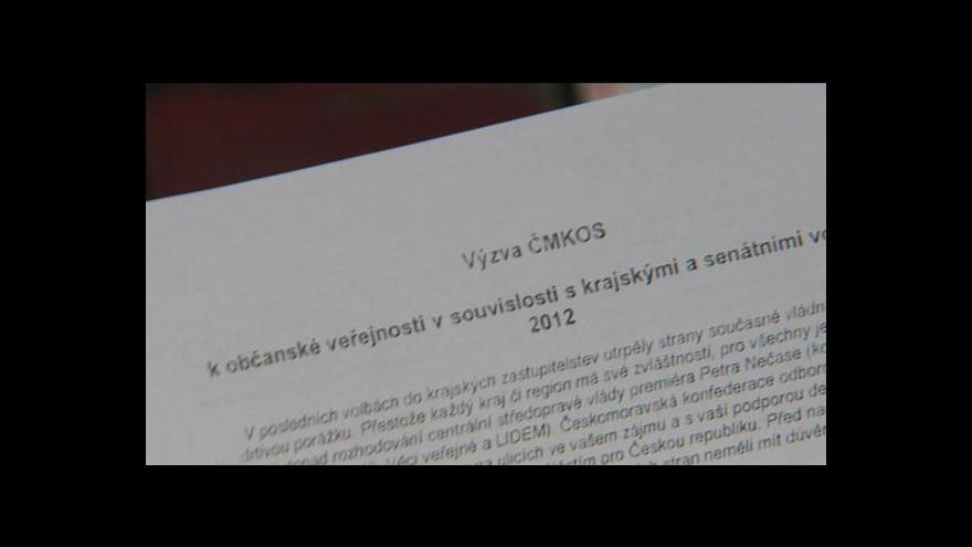 Video Reportáž Barbory Peterové a Lukáše Dolanského