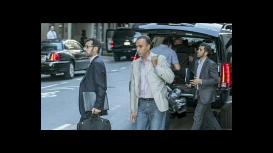 Video Ahmadínežádův kameraman zůstal v USA