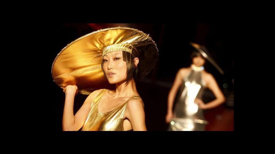 Video Luxusní móda