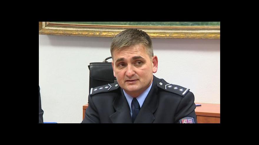 Video Policejní prezident Martin Červíček o rušení služeben