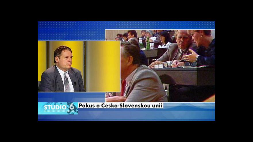 Video Rozhovor s Janem Rychlíkem