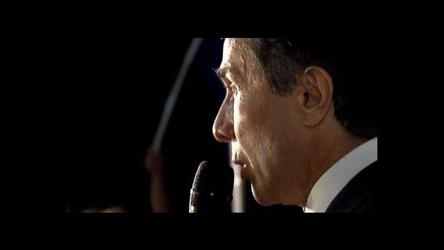 Video Ivanišvili vyzval poraženého prezidenta, aby odstoupil