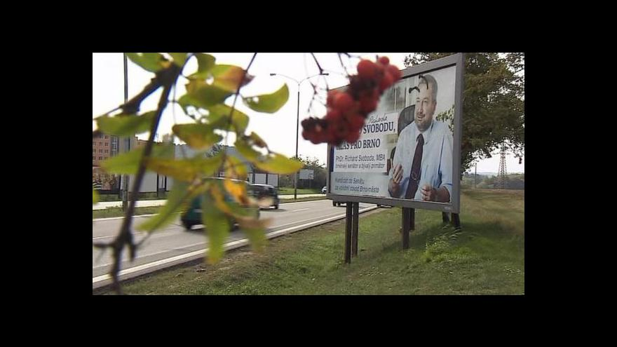 Video Politici dostali na billboardech tykadla