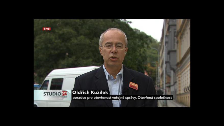 Video Rozhovor s Oldřichem Kužílkem