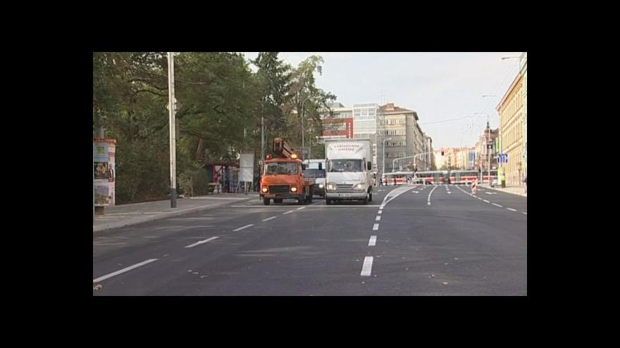 Video NO COMMENT: Ulice Pionýrská se po rekonstrukci znovu otevřela