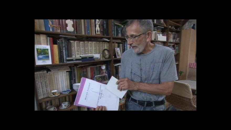 Video Ukázka z natáčení dokumentu - na návštěvě u Miloše Štědroně