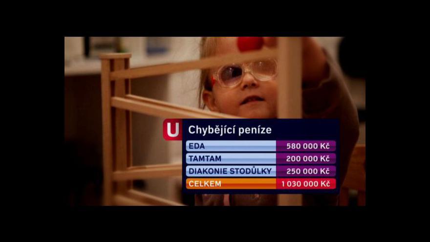 Video Na služby rané péče ve Středočeském kraji chybí peníze