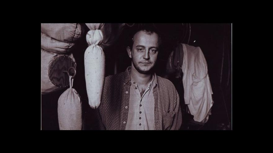 Video Ukázka z dokumentu Jakub Špalek: Život s Kašparem