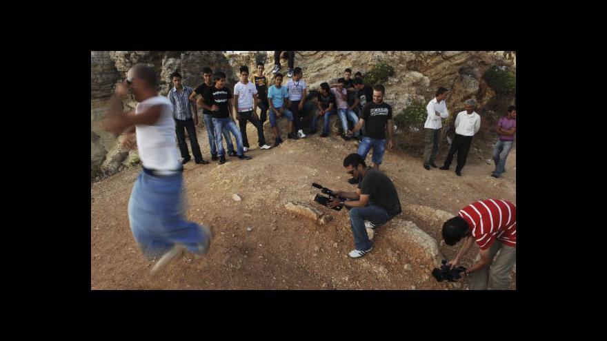 Video Ukázka z dokumentu Yallah! Underground