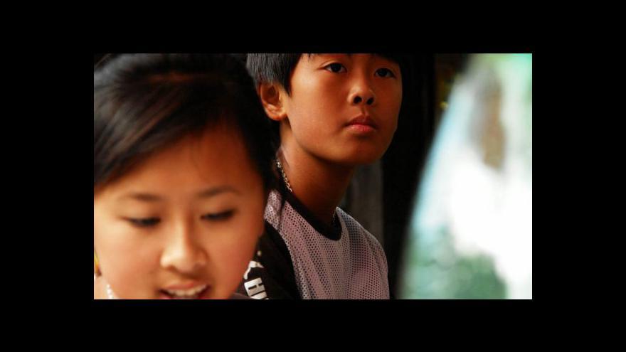 Video Ukázka z dokumentu Malá Hanoj