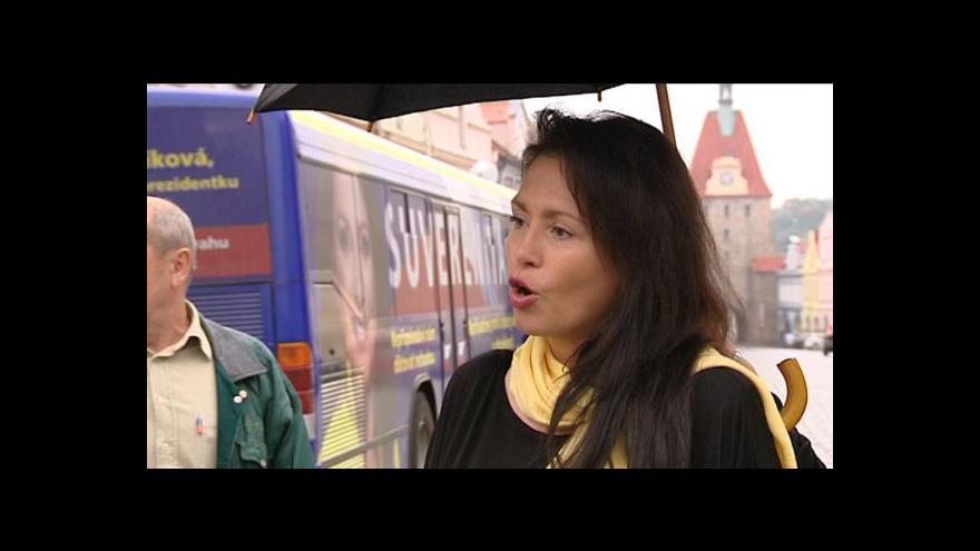 Video Reportáž Mirky Vejvodové a Barbory Peterové