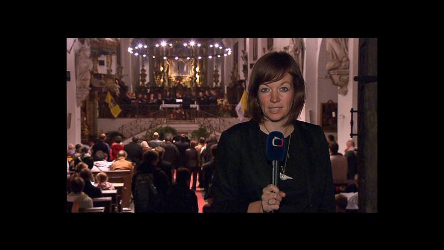 Video Reportáž Magdalény Rejžkové