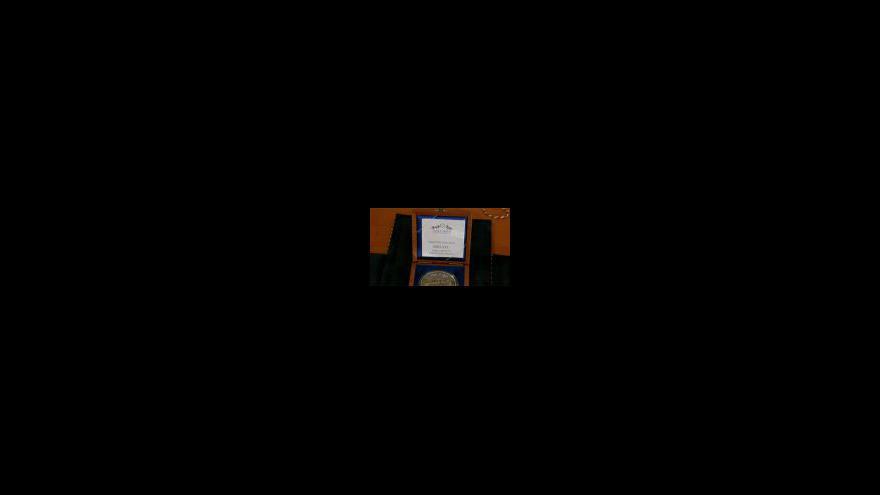 Video Stříbrné medaile Senátu k výročí svatého Václava 2012
