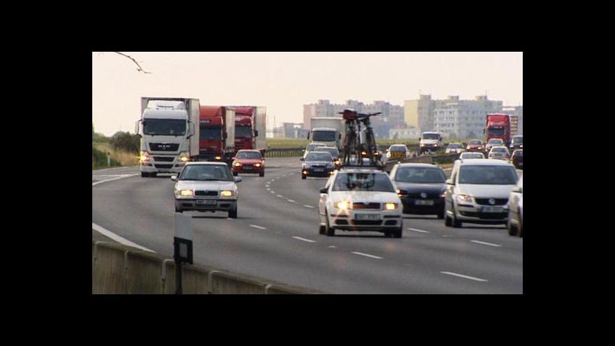 Video Slevy na elektronickém mýtném pro kamiony