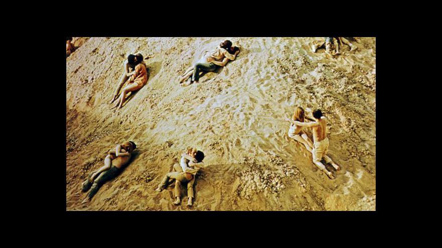 Video Upoutávka na film Zabriskie Point