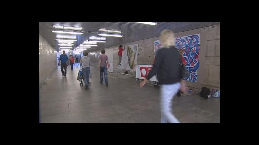 Video No comment: Galerie myšina
