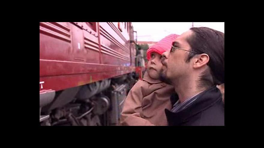 Video Přehlídka historických lokomotiv v Brně