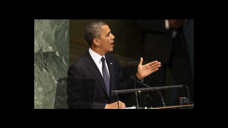 Video Palestina požádá o zvýšení statusu na nečlenský stát OSN