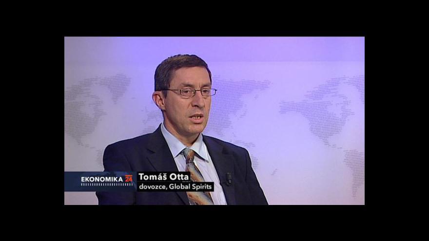 Video Rozhovor s Tomášem Ottou