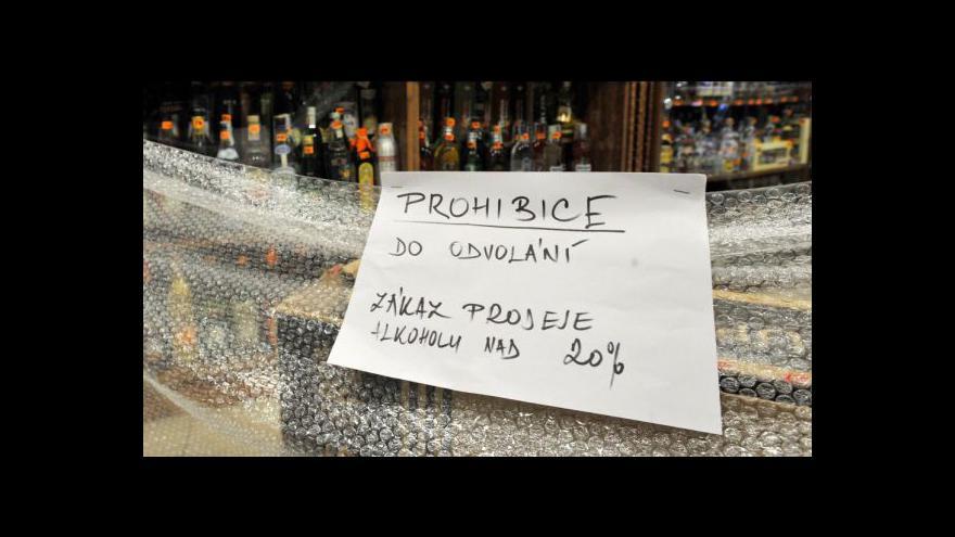 Video Události o prohibici