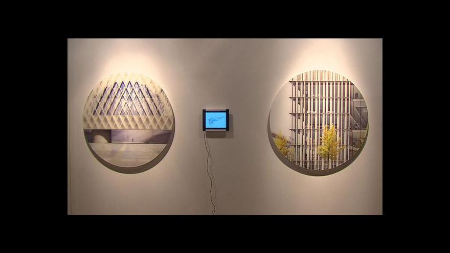 Video Blow Up / ateliér Bevk Perovič v Galerii Jaroslava Fragnera