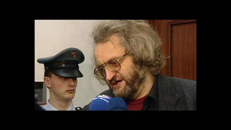 Video Komentář Jindřicha Šídla
