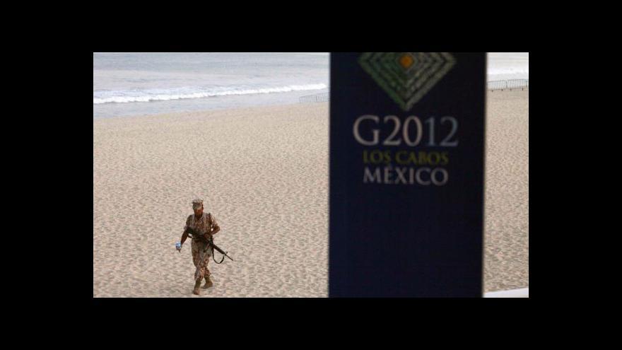 Video Mexiko by rádo silnější hlas v G20