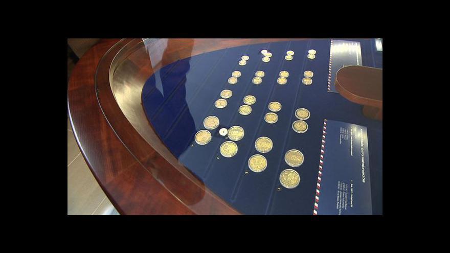 Video ČNB vydává mince v hodnotě 10 tisíc korun