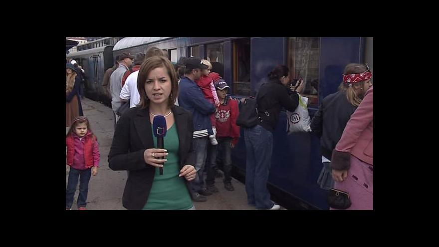 Video Reportáž Zuzany Janákové