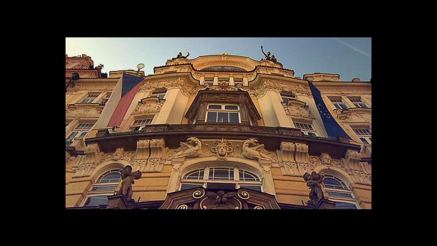 Video Reportáž Terezy Kručinské o plánovaném úřadu