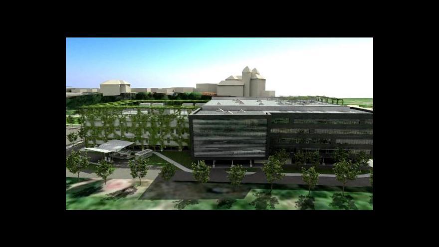 Video Centrum pro testování motorů Škoda Auto