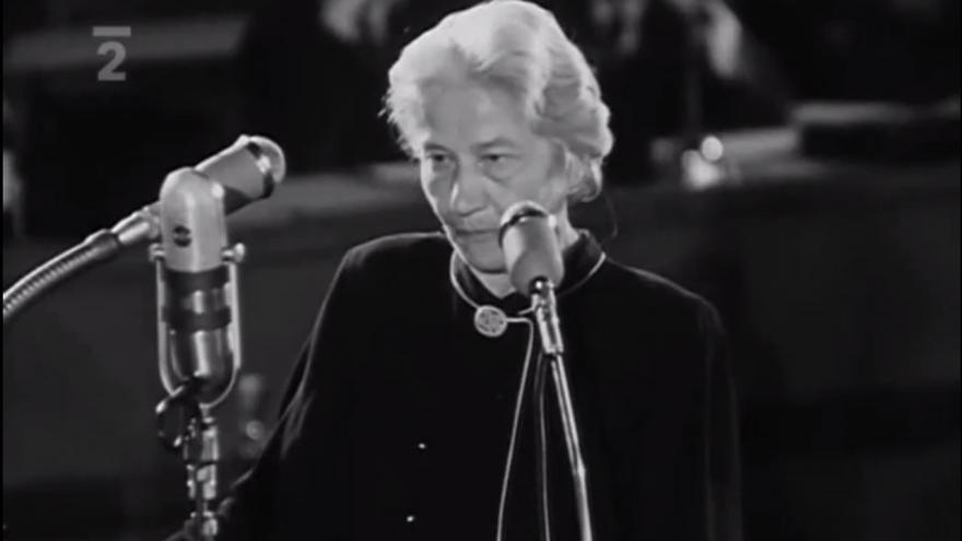 Video Speciál k 65. výročí popravy Milady Horákové