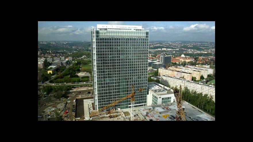 Video Měla by Praha hledat místo pro mrakodrapy?