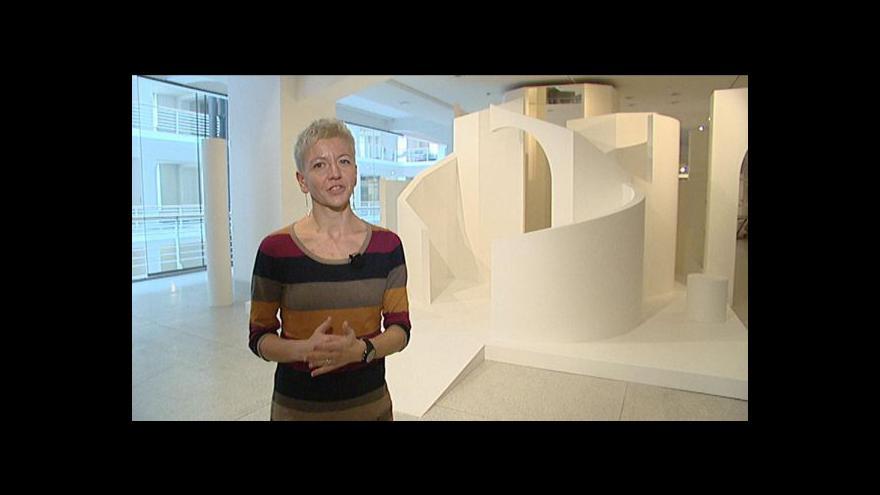 Video Rozhovor s kurátorkou Národní galerie Helenou Musilovou