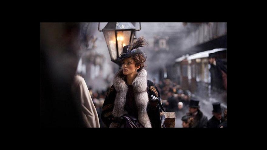 Video Nová Anna Karenina