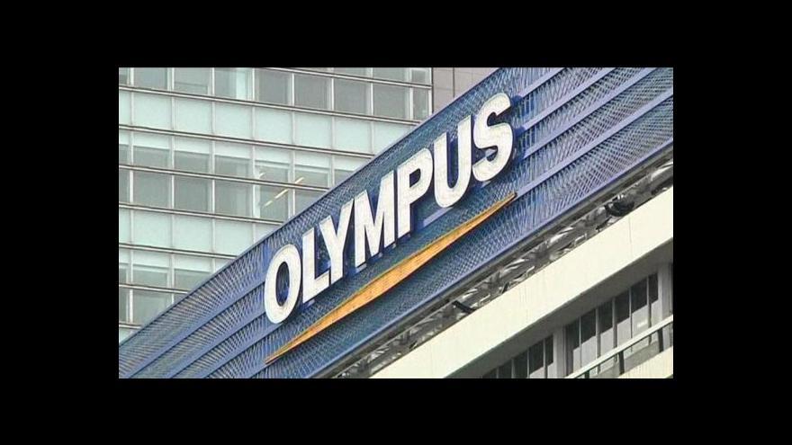 Video Manažeři Olympusu přiznali vinu