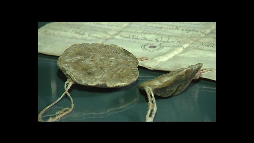 Video Zlatou bulu sicilskou převezou do archivu