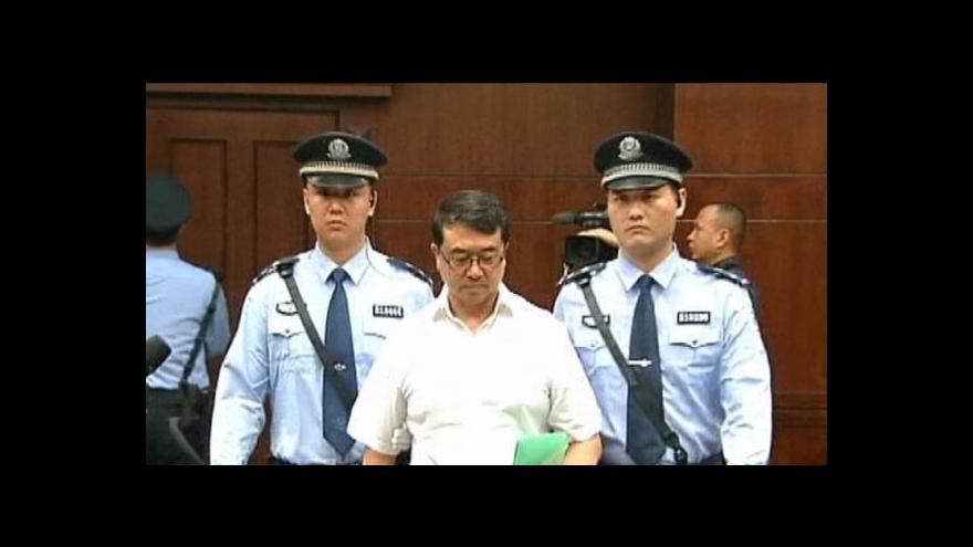 Video Wang Li-jün dostal 15 let vězení