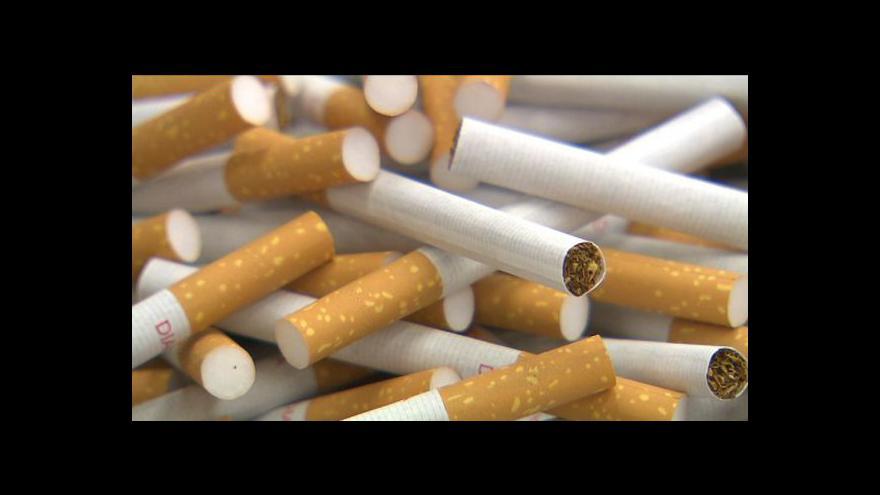 Video Švýcaři řekli NE přísnějšímu protikuřáckému zákonu