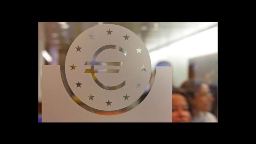 Video Španělsko jedná o finanční pomoci